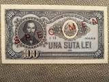 100 lei 1952 specimen unc