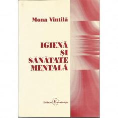 Igiena si sanatate mentala - Mona Vntila