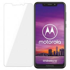 Folie Protectie Sticla Flexibila 3MK pentru Motorola One Structura Incasabila 7H 02 mm