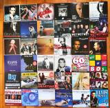 Colectie albume originale pop & rock (set 40 CD)
