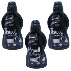 3 x Detergent lichid, Perwoll, 3 x 1L