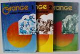 METHODE ORANGE , CAHIER D' EXERCICES VOL. I-III par ANDRE REBOULLET , JEAN LOUIS MALANDAIN , JACQUES VERDOL , 1978