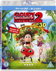 Sta sa ploua cu chiftele 2 / Cloudy with a Chance of Meatballs 2 - BD 3D + 2D Mania Film foto