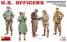 1:35 U.S.Officers - 5 figures 1:35 foto