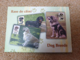 România set maxime 2012 rase de câini