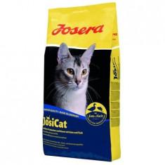 Hrana uscata pentru pisici Josera, JosiCat, Rata si Peste, sac 10 Kg
