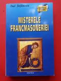 MISTERELE FRANCMASONERIEI × Paul Stefanescu