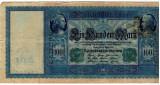 Bancnote Germania-100 marci 1910