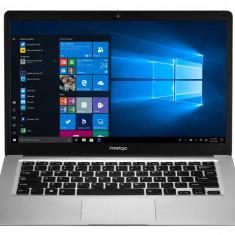 Laptop Prestigio SmartBook 141 C3 14.1 inch HD Intel Atom x5-Z8350 2GB 64GB eMMC Intel HD Graphics Windows 10 Home Metal Grey