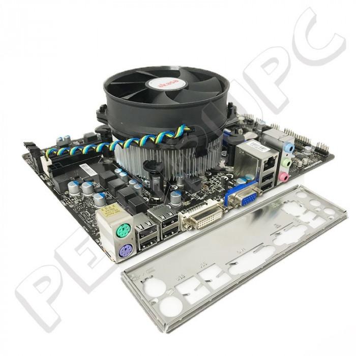 GARANTIE! Kit MSI H61M-P31/W8 + Intel Ivy Bridge Core i5 3470 3.2GHz + Cooler