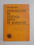 INTRODUCERE IN ESTETICA ARTEI DE AMATORI , 1980
