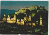 Vedere Salzburg, Circulata, Printata