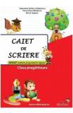 Caiet de scriere - Clasa pregatitoare - Valentina Stefan-Caradeanu