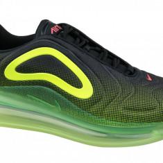 Pantofi sport Nike Air Max 720 AO2924-008 pentru Barbati, 40 - 42, 42.5, 43, 44, 44.5, 45, 45.5, 46, Negru