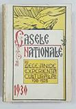 ZECE ANI DE EXPERIENTA CULTURALA A CASELOR NATIONALE, 1918-1928,