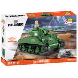 Cumpara ieftin Set de construit Cobi, World of Tanks, Tanc M4 Sherman (500 pcs)