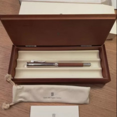 Graf von Faber-Castell Creion placat cu Platina - Maro, Creion mecanic