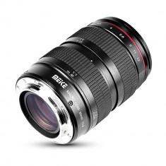 Obiectiv Telefoto manual Meike 85mm F2.8 Macro pentru FujiFilm FX-mount