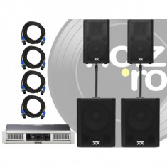 Sistem Audio Profesional HD215 - QSC GX5