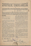 Apostolul circularelor nr 29-30, 1937 Arhiepiscopia Ortodoxa Romana