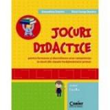 Jocuri didactice pentru formarea si dezvoltarea unor competente la elevii din clasele I si a II-a - Alexandrina Dumitru, Viorel-George Dumitru