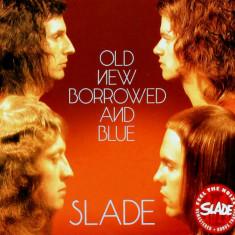 Slade Old New Borrowed Blue remastered slipcase (cd)