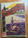 Carte pentru copii anii '90 -aventurile submarinului dox,nr 20