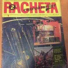 RACHETA CUTEZATORILOR  Nr 2 ( Anul 2 )  Februarie   1970