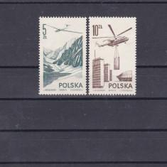 Polonia  Michel  2437 - 2438, Nestampilat