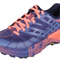 Hoka Speedgoat 2 W pantofi alergare femei violet UK 6