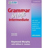 Grammar in Use Intermediate Student's Book with Answers and CD-ROM: Self-study Reference and Practice for Students of North American English - Raymond