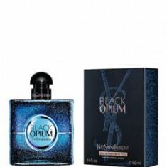 Apa de parfum Yves Saint Laurent Black Opium Intense, 50 ml, pentru femei