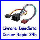 Mufa conector Cablaj PLAYER RADIO ADAPTOR ISO BMW 3 / 5 / 7 / 8 / X5 / Z3 / Z8