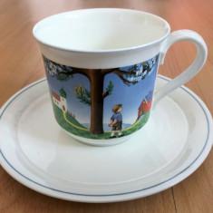 Set - cafea / ceai - Villeroy and Boch - Anotimpuri - Primavara
