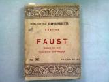 FAUST - GOETHE (TRAGEDIE IN 5 ACTE)
