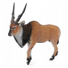 Figurina Antilopa elan gigant Collecta, 13 x 12.5 cm, 3 ani+