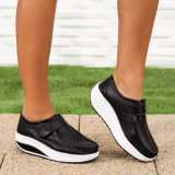 Pantofi dama Piele casual negri Valesia