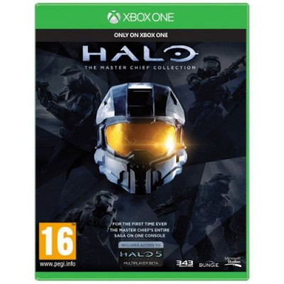 Halo The Master Chief Collection Xbox One foto