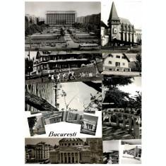 Romania - Lot 10 carti postale vechi, RPR