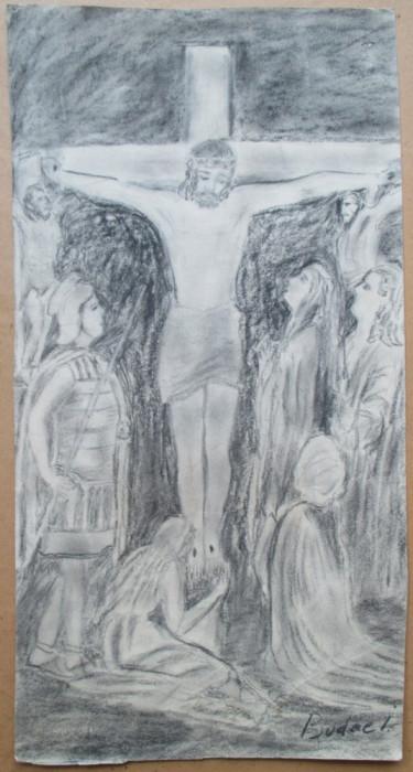 Rastignirea lui Isus - semnat  Budae I.