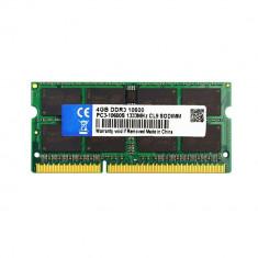 Memorie Laptop DDR3 4 GB 1333 MHz Testate Garantie 12 Luni !!!