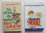 Mircea Santimbreanu -Sa Stam De Vorba Fara Catalog ilustratii Iurie Darie +Bonus, Alta editura, Ponson du Terrail