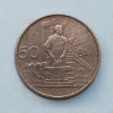ROMANIA  -  50 Bani 1955