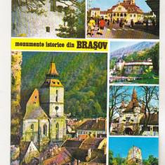 bnk cp Brasov - Monumente istorice - necirculata