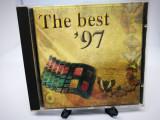 """CD """" The best '97"""" Cd programe de colectie,WINDOWS."""