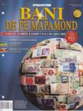 Set reviste BANI DE PE MAPAMOND, 5 bucati, numerele 61-65, fara monede