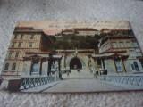 Carte postala - Budapesta - Alagut Tunel - 1914  - circulata