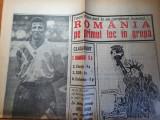 Evenimentul zilei 27 iunie 1994-romania pe primul loc in crupe la CM din america