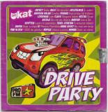 CD Kat Drive Party, original