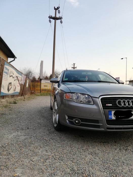 Vând Audi a4b7